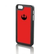 Rebel Alliance Logo RED - iPhone 5 & iPhone 5s case