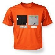 Wonder Of Dimenions kids' retro gaming t-shirt