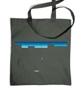 Retro Arcade Style (purple/blue) tote bag