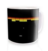 Retro Arcade Style (red/yellow)  mug