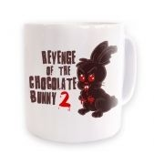 Revenge of the chocolate bunny mug
