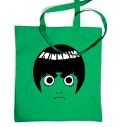 Rock Lee Face  tote bag