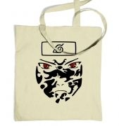 Sasuke Face  tote bag
