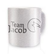 Silver Team Jacob mug