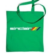 Sinclair Logo tote bag