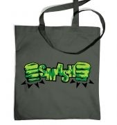 SMASH Fists tote bag
