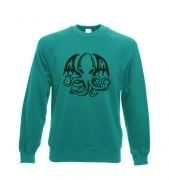 Squid Monster Crewneck Sweatshirt