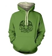 Squid Monster premium hoodie