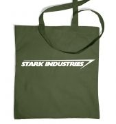Stark Industries tote bag