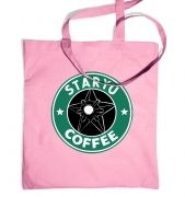 Staryu Coffee tote bag