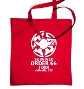 Survived Order 66 I Did Tote Bag