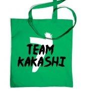 Team Kakashi  tote bag