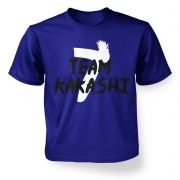 Team Kakashi kids t-shirt