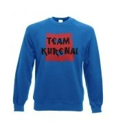 Team Kurenai - Adult Crewneck Sweatshirt