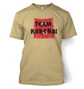 Team Kurenai  t-shirt