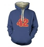 The Answer Is 42  hoodie (premium)