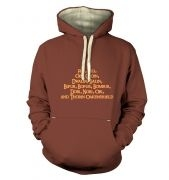 The Dwarves of Lonely Mountain - Premium Hoodie