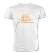 The Dwarves of Lonely Mountain  premium t-shirt