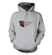 The Heart of Dishonor hoody