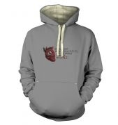 The Heart of Dishonor premium hoody