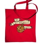 The Holy Hand Grenade of Antioch tote bag