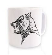 The Hounds Helm mug
