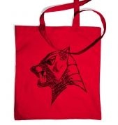 The Hound's Helm Tote bag