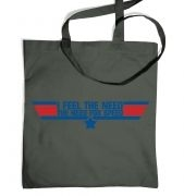 The Need For Speed tote bag