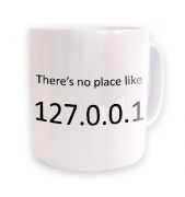 Theres no place like home (127.0.0.1)  mug