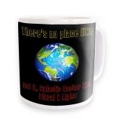 Theres No Place Like Sol 3  mug