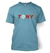 Tony Arc Reactor Tshirt