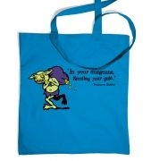 Treasure Goblin tote bag