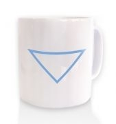 Triangular Power Cell mug