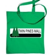 Twin Pines Mall tote bag