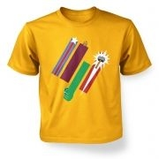 United Colours Of Avengement kids' t-shirt