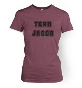 Varsity Style Team Jacob  womens t-shirt
