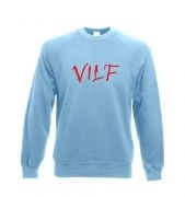 VILF Adult Crewneck Sweatshirt