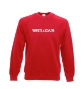 Winter is coming Adult Crewneck Sweatshirt