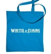 Winter is coming bag