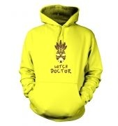 Witch Doctor Mask hoodie