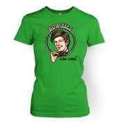 Bow Ties Are Cool women's t-shirt