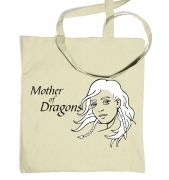 Women's Mother of Dragons tote bag