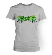 SMASH Fists women's t-shirt