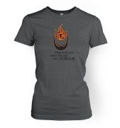 Women's Telnet into Mordor t-shirt