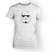 Women's Trooper Helmet TShirt