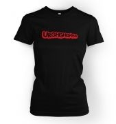 Urghghghgh women's fitted t-shirt