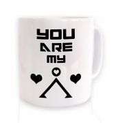 You Are My Earth mug