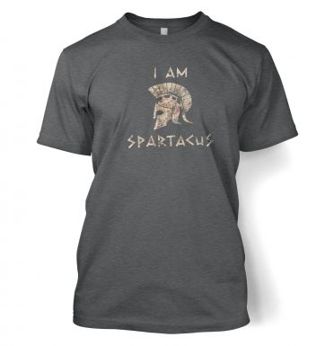 Men's I Am Spartacus t-shirt