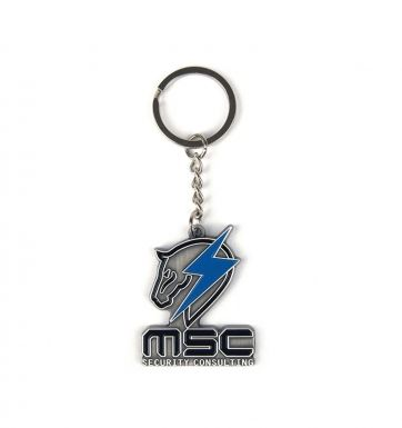 Metal Gear Rising Maverick Keychain