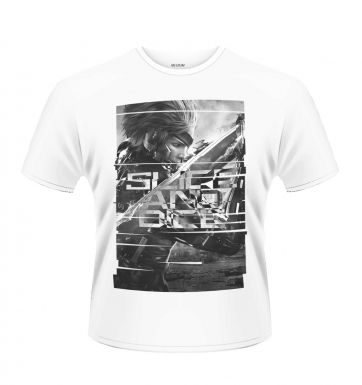 Metal Gear Rising Slice And Dice t-shirt